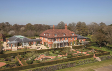 Turville Court – An £18 Million Country Estate In Oxfordshire, England