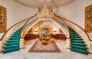 35,000 Square Foot Stone Mega Mansion In Ellison Bay, WI For Under $5 Million