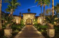 $15.9 Million Newly Built Mediterranean Mansion In Rancho Santa Fe, CA