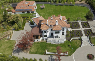 Villa Verde – A $9.495 Million Restored Mediterranean Estate In Irvington, NY