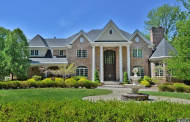 11,000 Square Foot Brick Mansion In Watchung, NJ