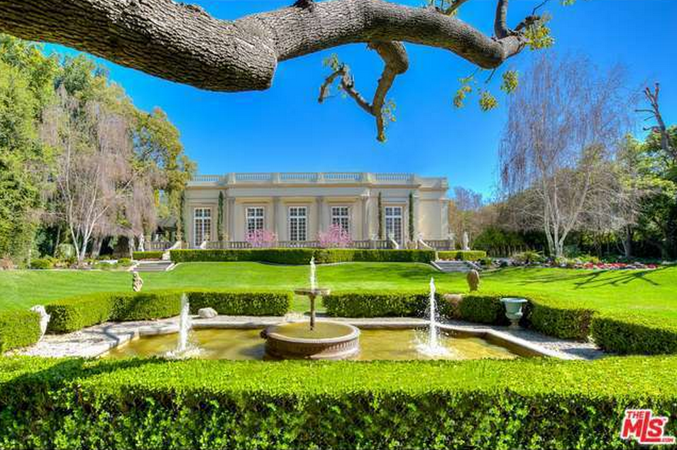 13,000 Square Foot French Inspired Mansion In Pasadena, CA – $50,000/Month