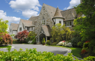 $17.35 Million English Manor Estate In Greenwich, CT
