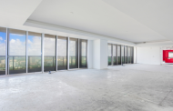 $25 Million Unfinished 14,000 Square Foot Penthouse In Bal Harbour, Florida