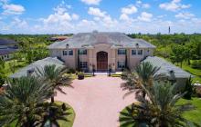 14,000 Square Foot Mansion In Parkland, FL