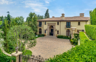 Billionaire Alki David Lists Italian Inspired Mansion In Beverly Hills, CA For $35 Million