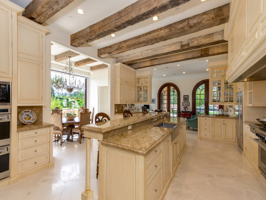 Google Beverly Hills billionaire alki david lists italian inspired mansion in beverly