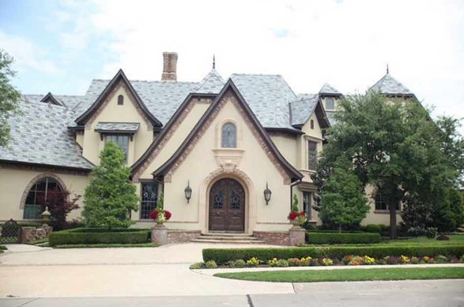$8.775 Million French Inspired Estate In Colleyville, TX