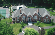 $9.25 Million Brick Colonial Mansion In New Canaan, CT
