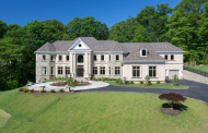 14,000 Square Foot Newly Built Brick & Stone Mansion In Great Falls, VA