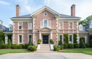 13,000 Square Foot Brick Mansion In Atlanta, GA Re-Lists For $5 Million Less