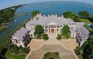 $4.9 Million Stunning Waterfront Mansion In Murrells Inlet, SC
