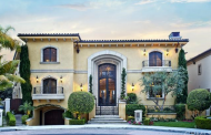 $11.9 Million Mediterranean Mansion In Dana Point, CA