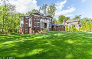 $4.299 Million Newly Built Brick Georgian Mansion In McLean, VA
