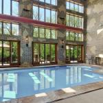 3-story indoor Pool