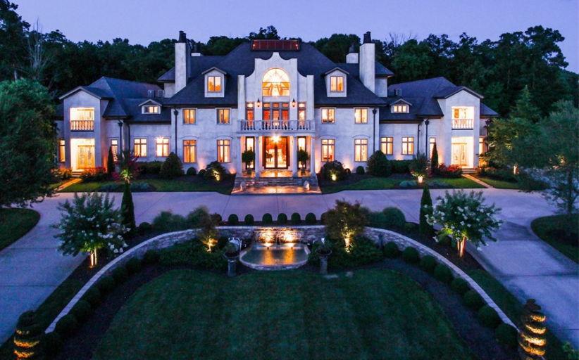 Here's What $10 Million Gets You In 8 States!