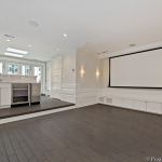 Home Theater & Kitchenette