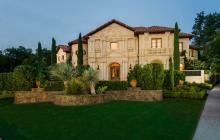 $15.985 Million Newly Built Limestone Mansion In Highland Park, TX