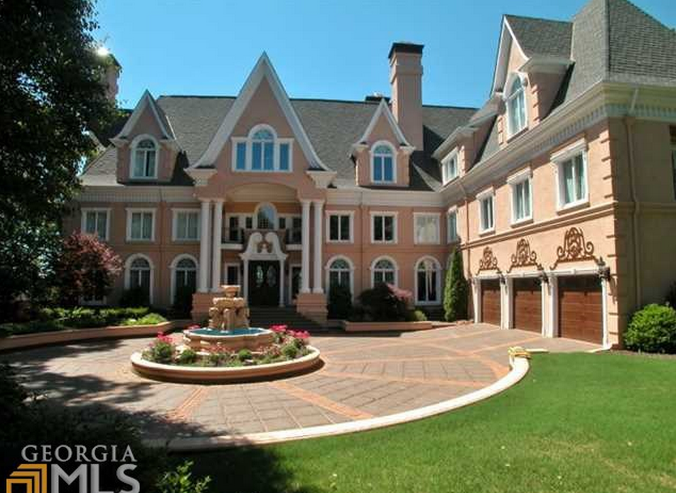 3 Million Stately 3 Story Lakefront Mansion In Sandy