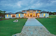 $2.475 Million Newly Built Stone & Stucco Home In Austin, TX