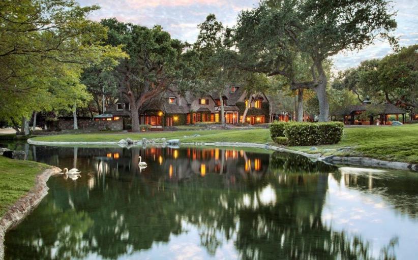 Michael Jackson's Former Neverland Ranch On The Market For $100 Million