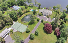 The Holly House Estate – An $8.5 Million Riverfront Estate In Middletown, NJ