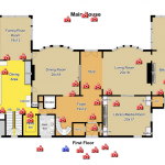 Main House Floorplans