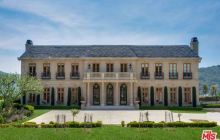 22,000 Square Foot French Chateau In Beverly Hills, CA Re-Listed For $37.5 Million