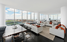 $57 Million Newly Listed Penthouse In The Exclusive One57 Building In New York, NY