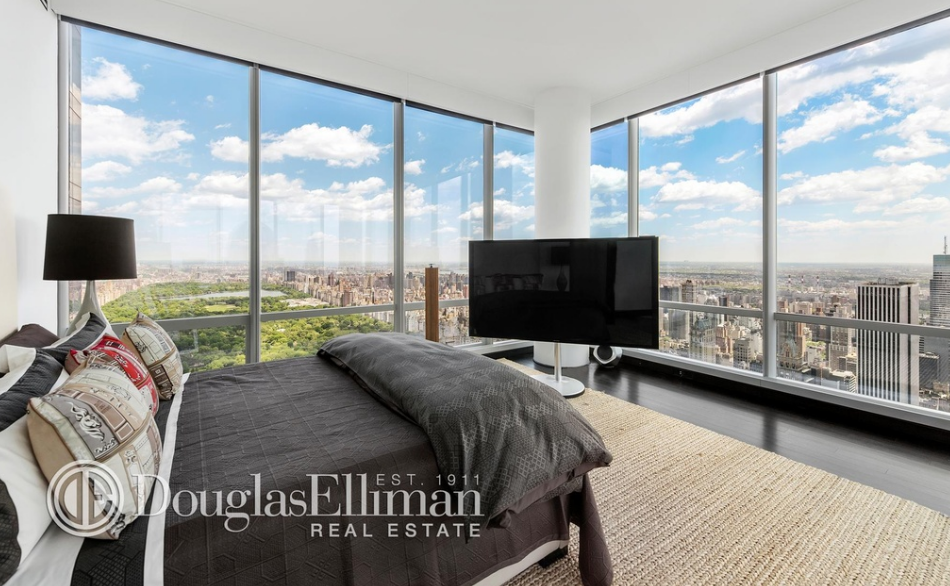 57 Million Newly Listed Penthouse In The Exclusive One57
