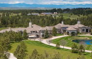 40,000 Square Foot Colorado Mega Mansion Re-Listed
