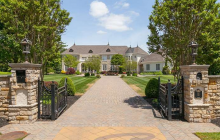 $6.7 Million Stone & Stucco Home In Haddonfield, NJ