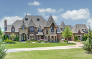 $2.495 Million Brick Home On 16 Acres In Edmond, OK