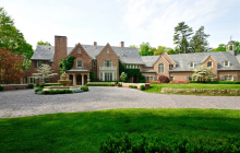 20,000 Square Foot Historic Brick Mansion In Indianapolis, IN