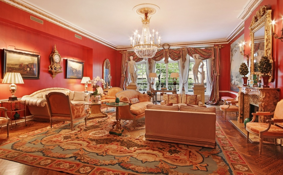 $29 Million 13,000 Square Foot Townhouse In New York, NY
