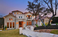 $3.395 Million Newly Built Home In Austin, TX