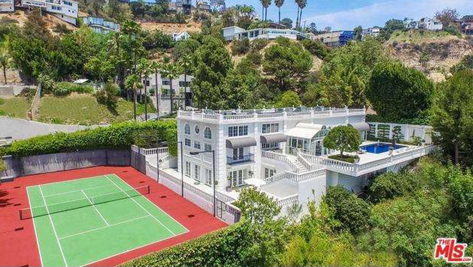 $15 Million Newly Listed Estate In Los Angeles, CA