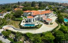 $11.25 Million 18,000 Square Foot Mansion In Palos Verdes Estates, CA
