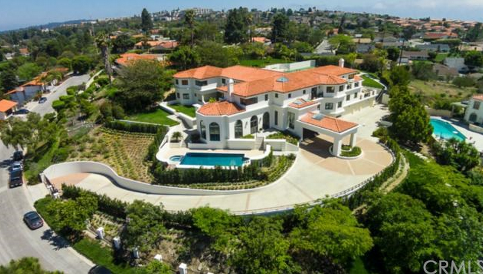 11 25 Million 18 000 Square Foot Mansion In Palos Verdes