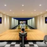 2-lane Bowling Alley