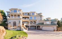 $5.95 Million Oceanfront Mansion In Rehoboth Beach, DE