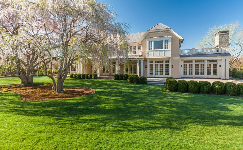 $22.9 Million Newly Built Mansion In Sagaponack, NY