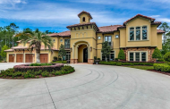 11,000 Square Foot Newly Built Mediterranean Mansion In Myrtle Beach, SC