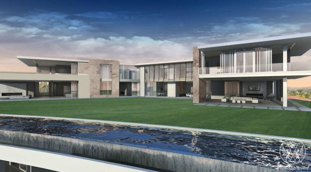 More Renderings Of The $500 Million Beverly Hills Compound