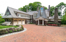 Shope, Reno and Wharton Designed Stone & Shingle Home In Mahwah, NJ