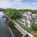 12 500 Square Foot Lakefront Mansion In Knoxville Tn