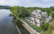 12,500 Square Foot Lakefront Mansion In Knoxville, TN