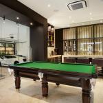 Billiards Room #3