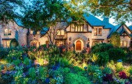 English Tudor Style Brick Mansion In Frisco, TX