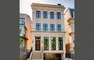 $5.5 Million Newly Built Limestone Home In Chicago, IL